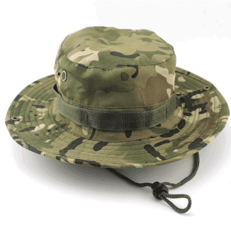 boonie hat army green camo