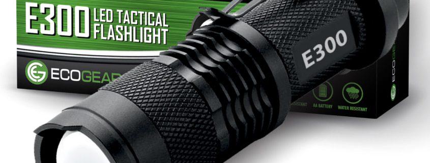 Best EDC Tactical Flashlight