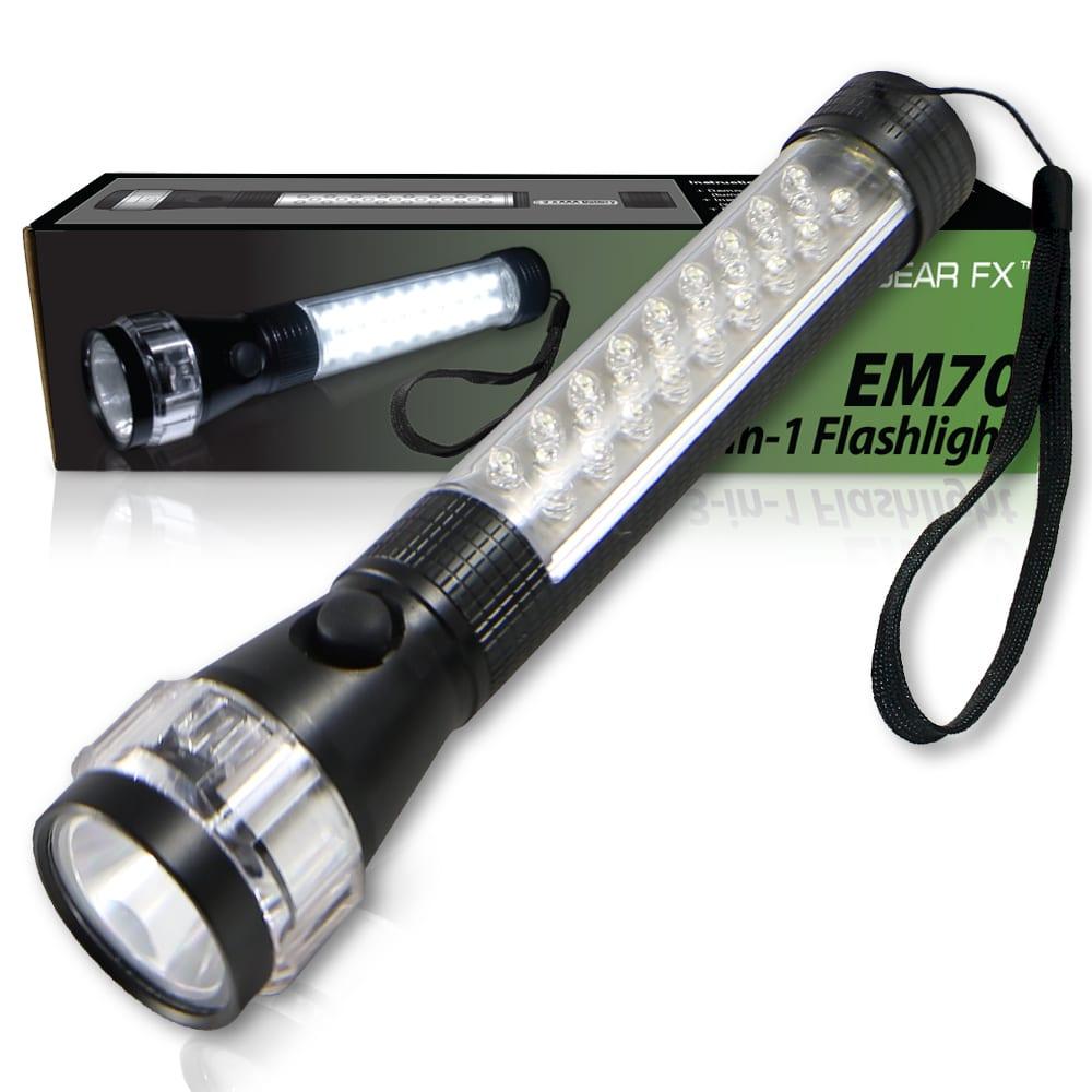 Multi Function LED Worklight Flashlight