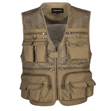 Light Weight Fishing Vest