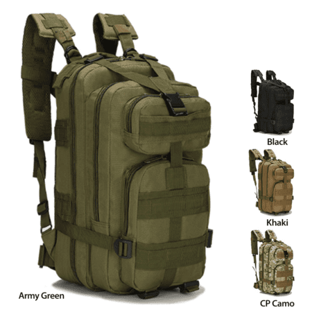 military tactical backpack daypack