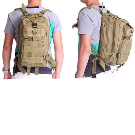 Assault Bugout Survival Bag