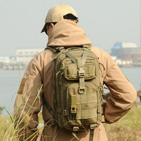 Tactical Backpack Small Assault Bag