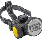 Heavy Duty LED Rechargeable Flashlight