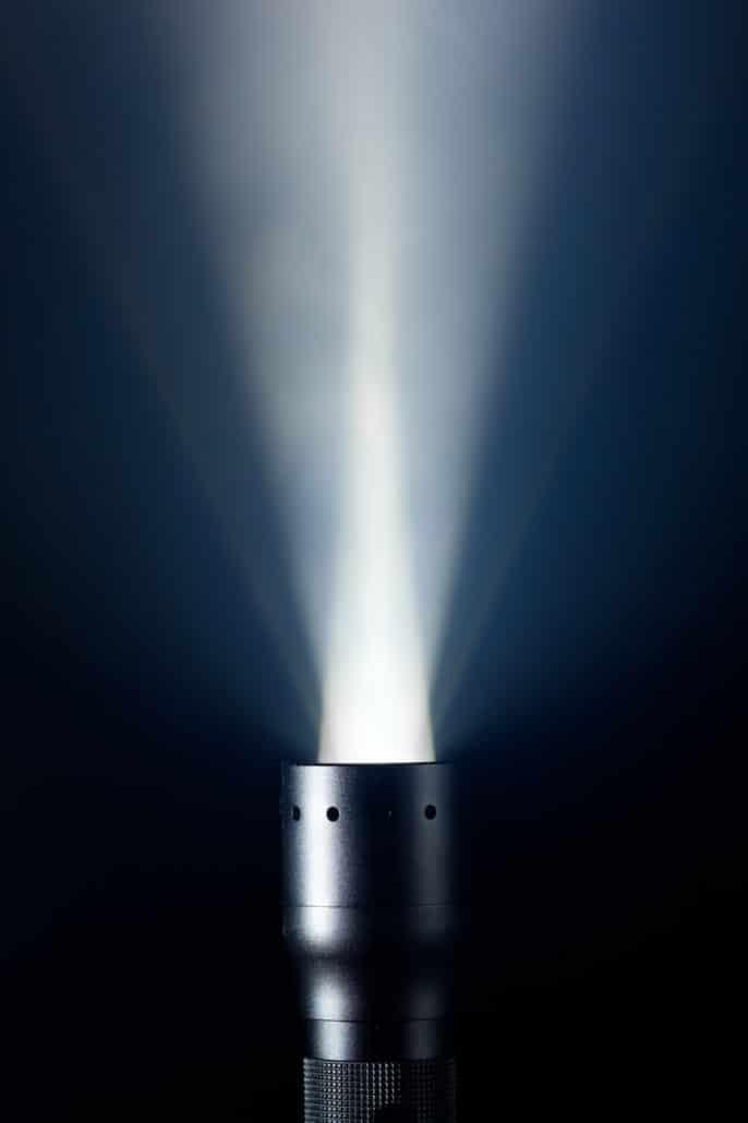 Cree Led T6 Tactical Flashlight Vs Plastic Ecogear Fx