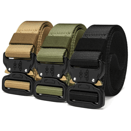 Heavy Duty Tactical Utility Belt