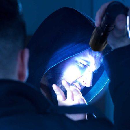 tactical flashlight self defense