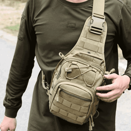 tactical sling chest lifestyle
