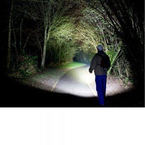 waterproof camping flashlight
