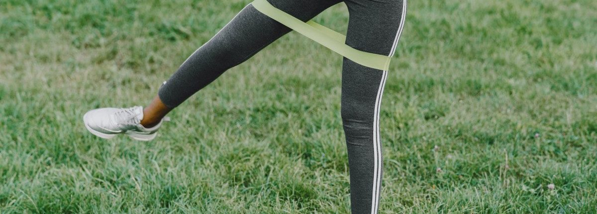 where to use exercise bands